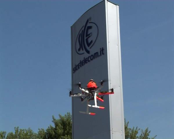 SICE sempre attiva sul fronte tecnologico degli UAV
