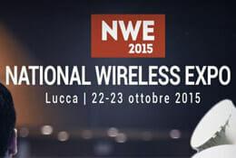 "SICE al ""National Wireless Expo 2015"""
