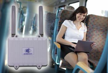 Nuova linea di Access Point WiFi con modem LTE/UMTS integrato