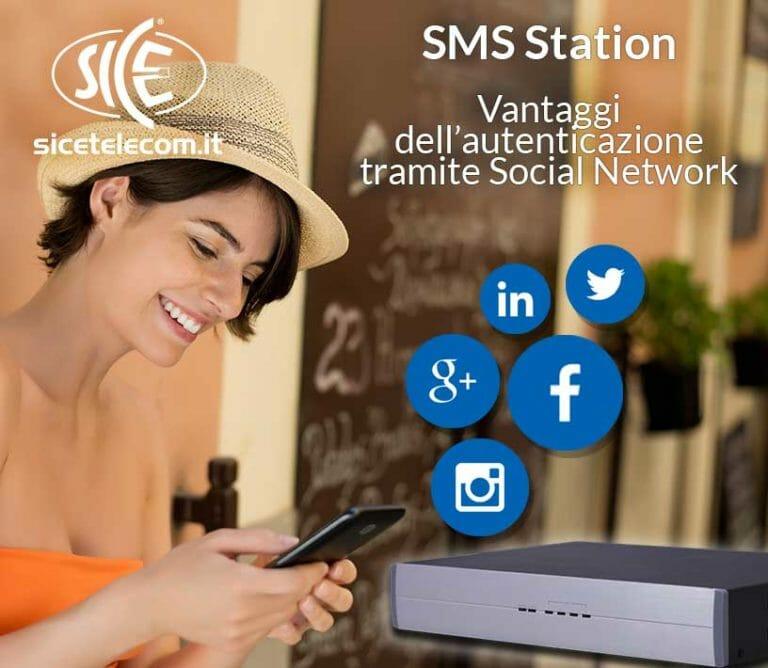 Hotspot WiFi: autenticazione con Facebook e Social Network