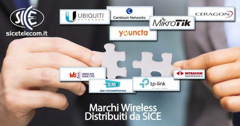 Scopri i Brand Wireless Distribuiti da SICE: Cambium Networks