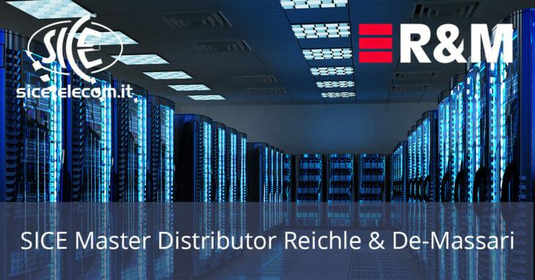 SICE Master distributor Reichle & De-Massari