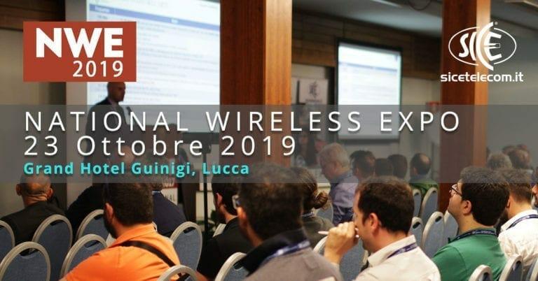 SICE partecipa al National Wireless Expo 2019