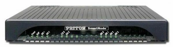 Ubiquiti SN4120/1BIS2VEUI   Patton SmartNode ISDN BRI PSTN VoIP Gateway 1BRI/So TE