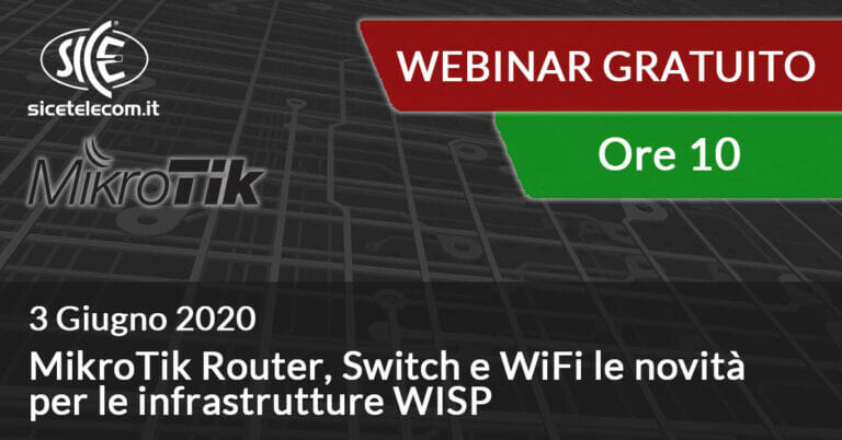 Webinar mikrotik router switch