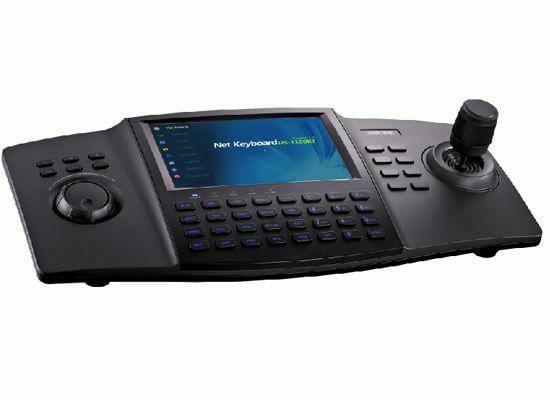 DS-1100KI | Tastiera Multifunzione IP Compatibile con DVR NVR speed Dome IP