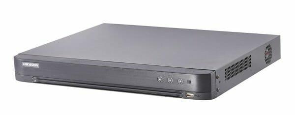 DS-7208HUHI-K2/P | DVR 8CH PoC 8ch analogici 2ch IP G.711u H.265+/H.264+