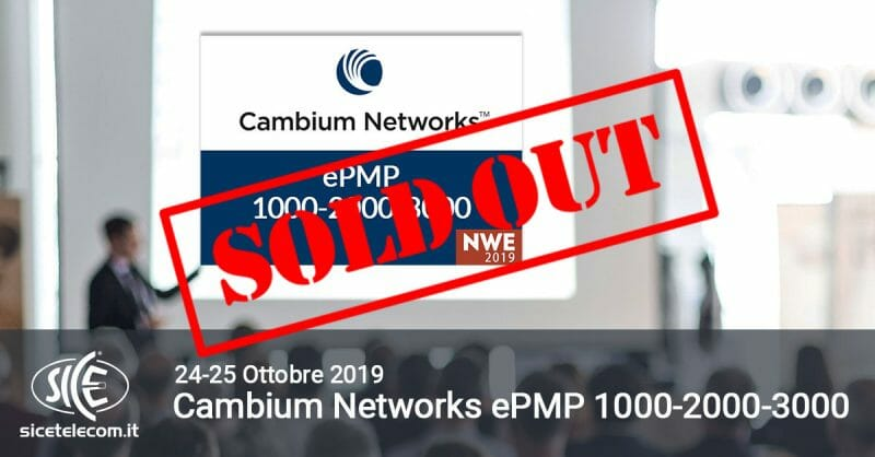Cambium ePMP NWE sold out