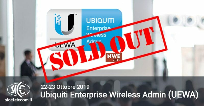 Ubiquiti UEWA sold out