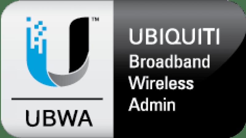 Corso Italiano Ubiquiti Broadband Wireless Admin UBWA V2